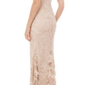 JS Collections Dresses - Formal Evening Gown